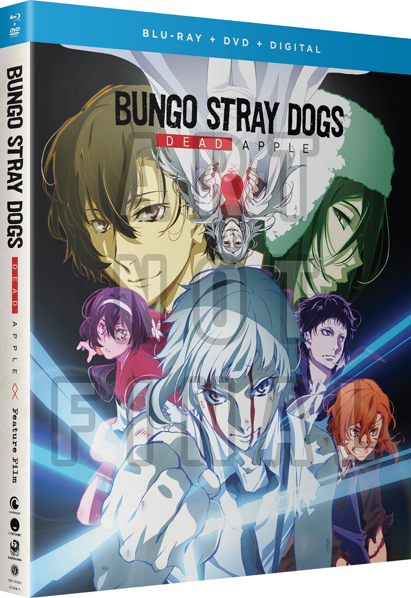 Bungo Stray Dogs DEAD APPLE Blu-ray/DVD
