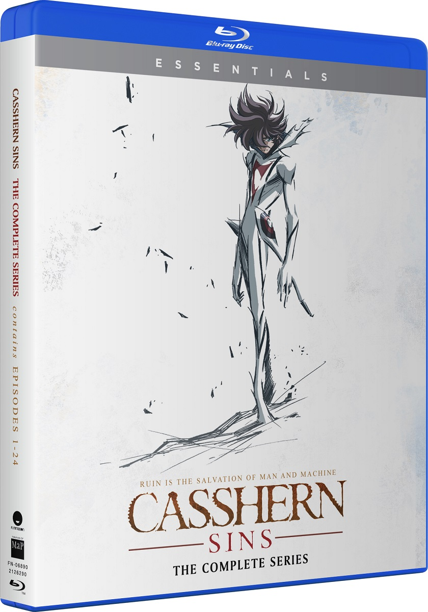 Casshern Sins Essentials Blu-ray