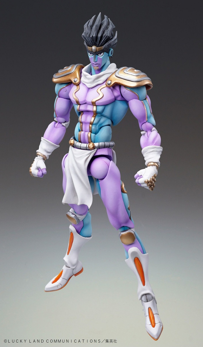 Star Platinum (Re-Run) Diamond is Unbreakable Ver JoJos Bizarre Adventure Figure