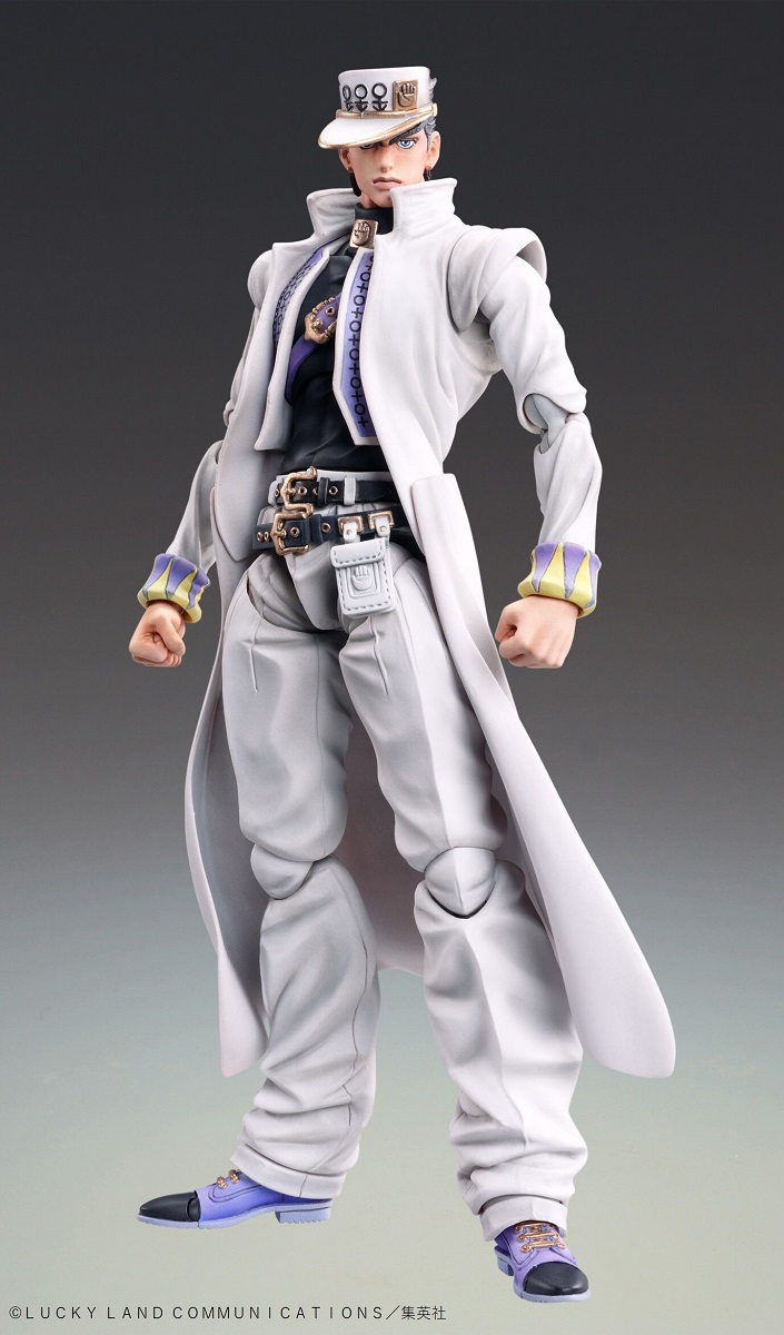Jotaro Kujo (Re-Run) Diamond is Unbreakable Ver JoJos Bizarre Adventure Figure