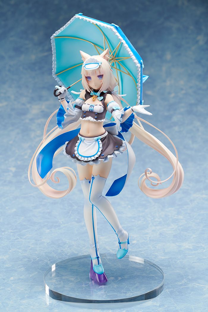 Vanilla Race Queen Ver NekoPara Figure