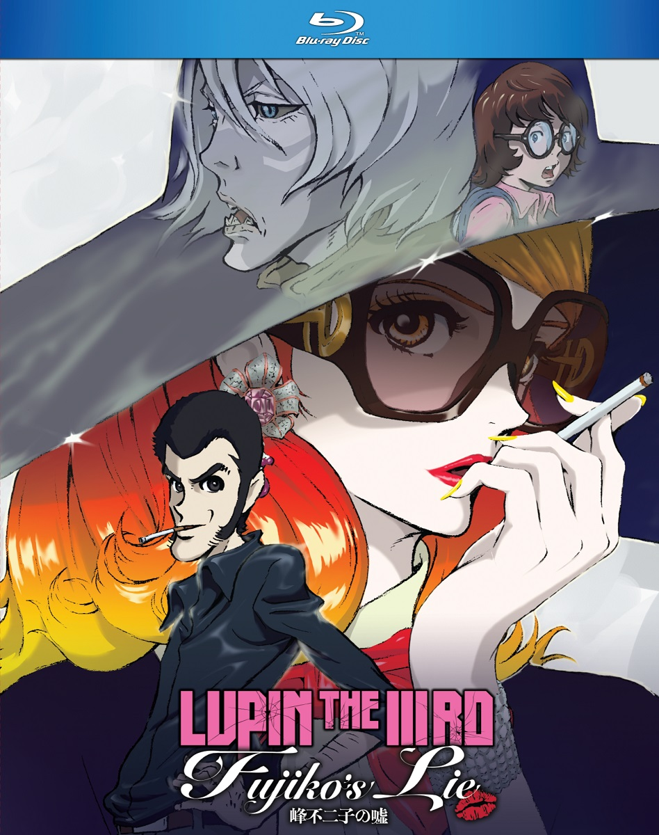 Lupin the 3rd Fujikos Lie Blu-ray