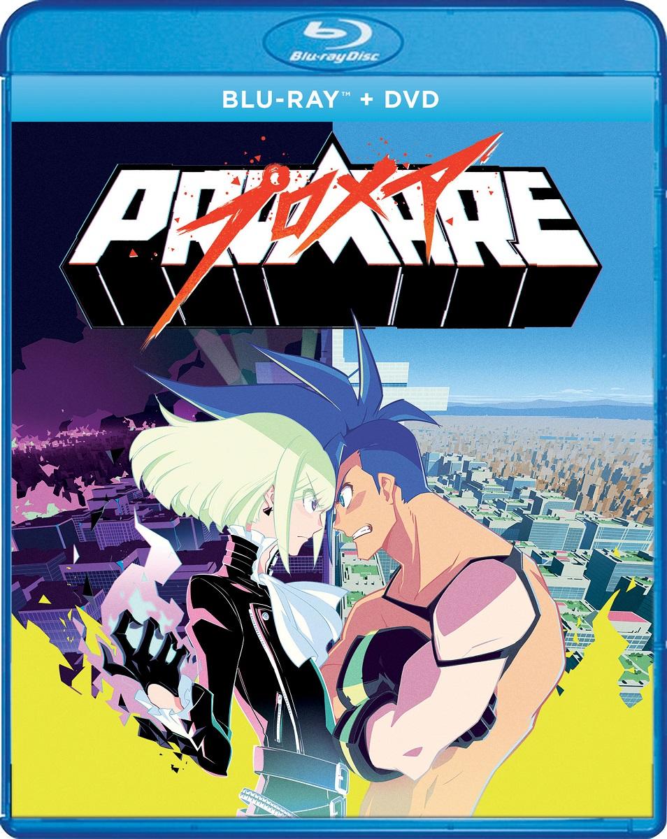 Promare Blu-ray/DVD