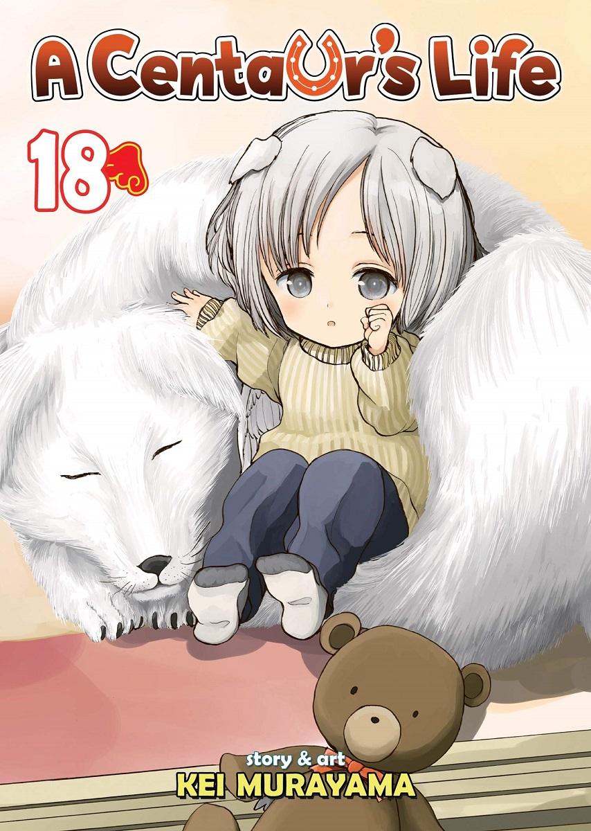 A Centaurs Life Manga Volume 18