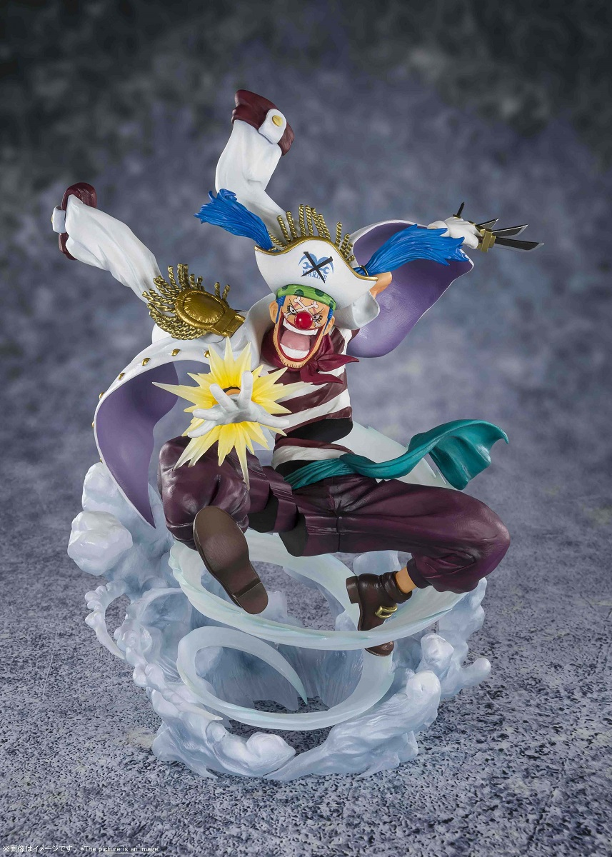 Buggy the Clown Paramount War Extra Battle Ver One Piece Figure