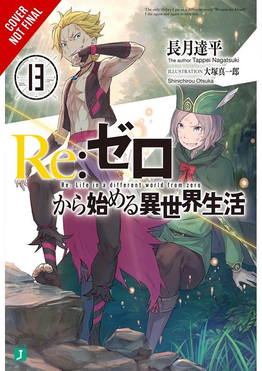 Re:ZERO Starting Life in Another World Novel Volume 13