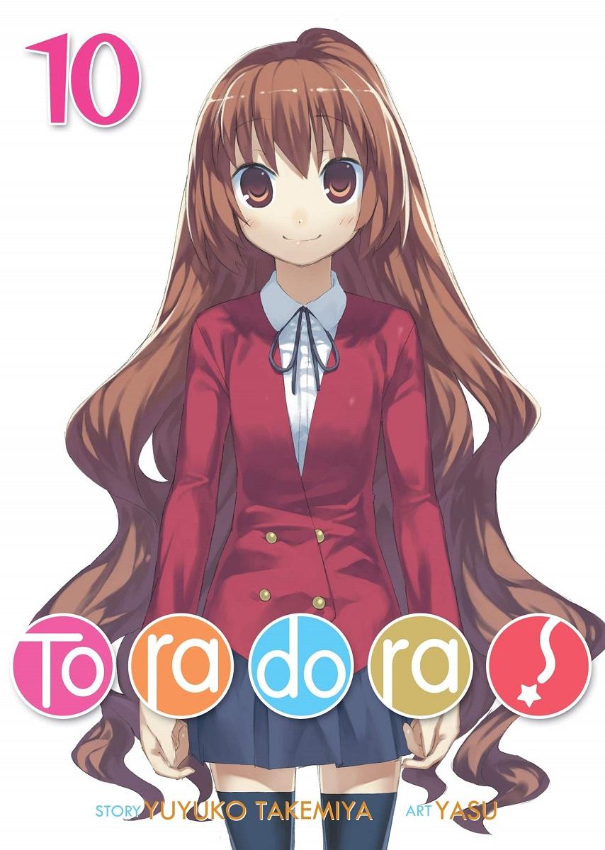 Toradora! Novel Volume 10