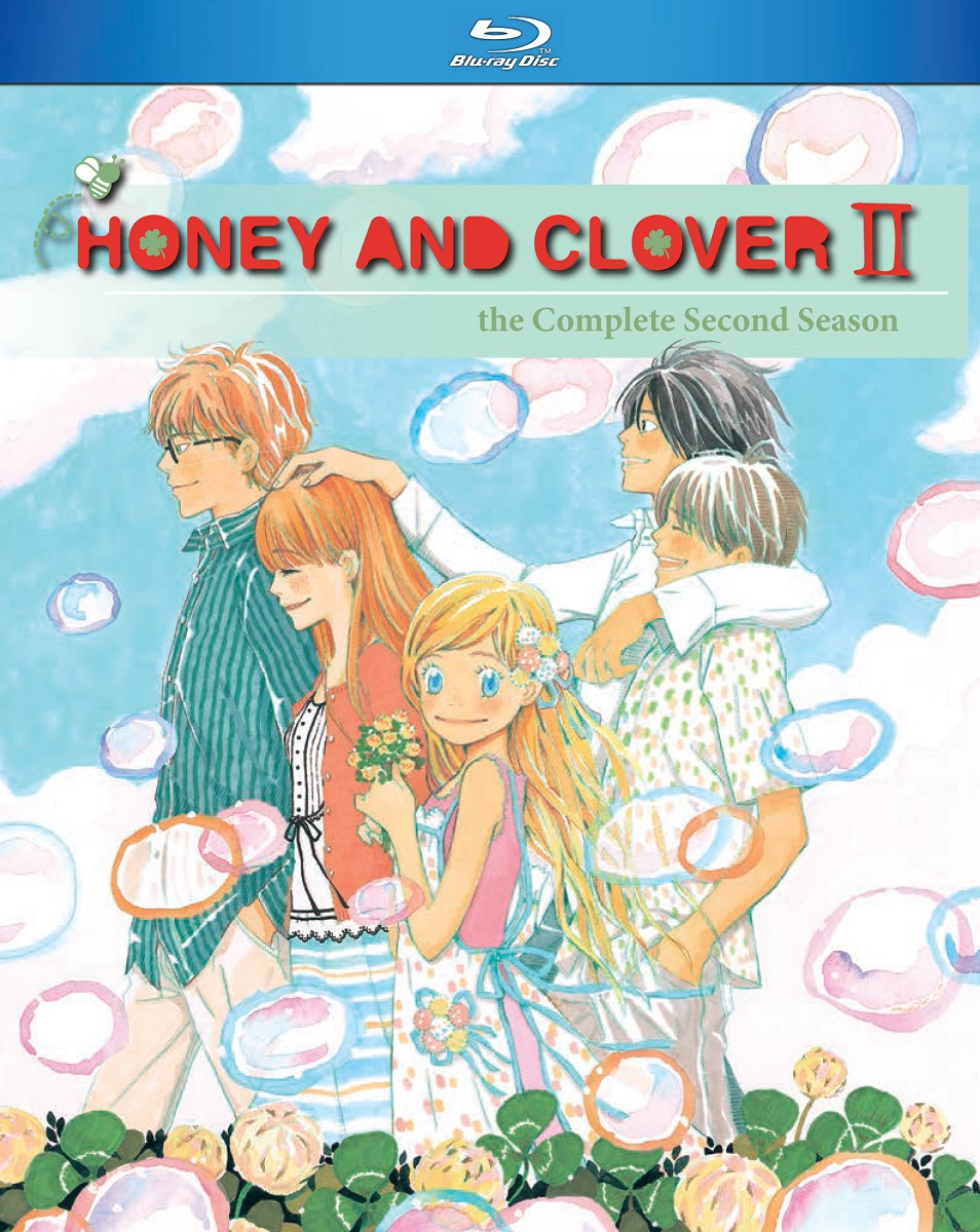 Honey and Clover Season 2 Blu-ray