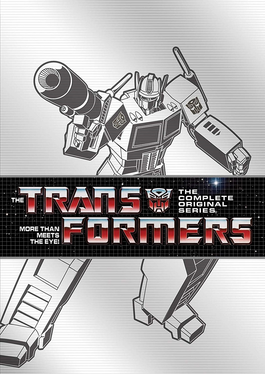 Transformers Complete Original Series DVD