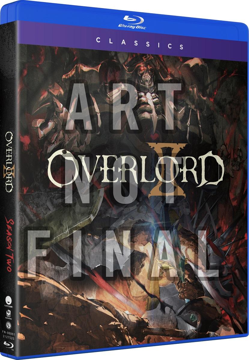 Overlord Season 2 Classics Blu-ray