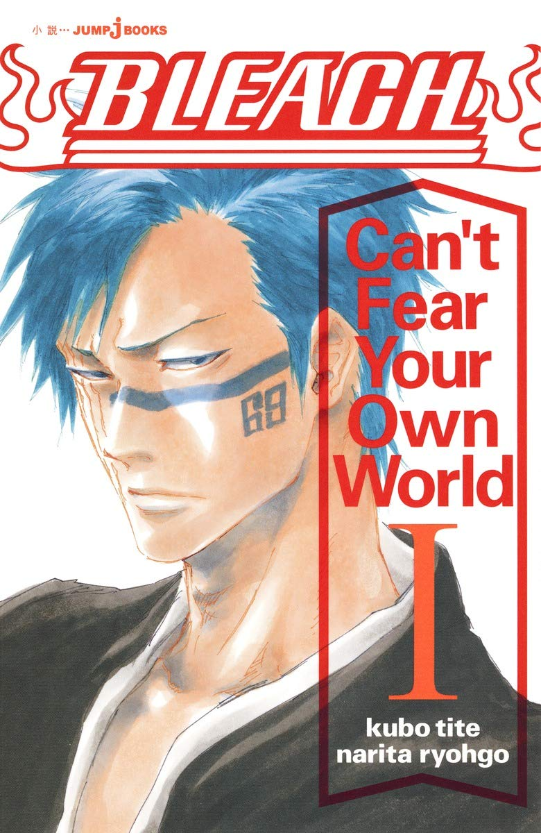 Bleach Cant Fear Your Own World Novel Volume 1