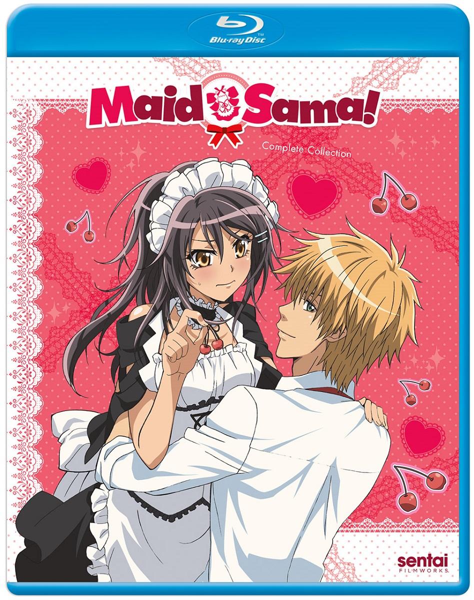 Maid Sama Blu-ray