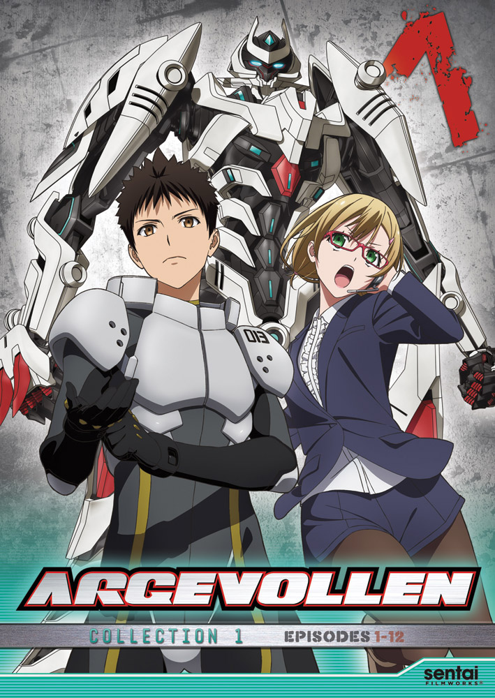 ARGEVOLLEN Collection 1 DVD