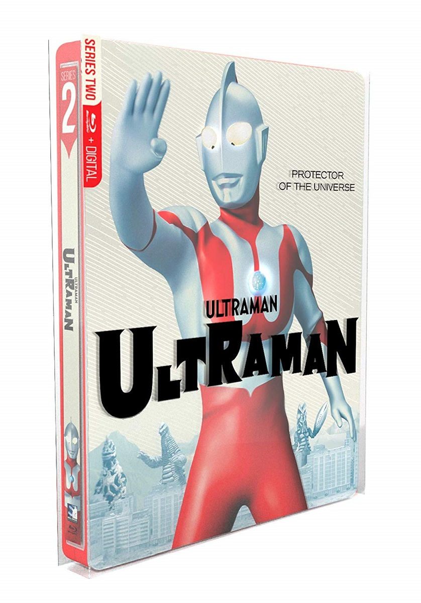 Ultraman Steelbook Blu-ray