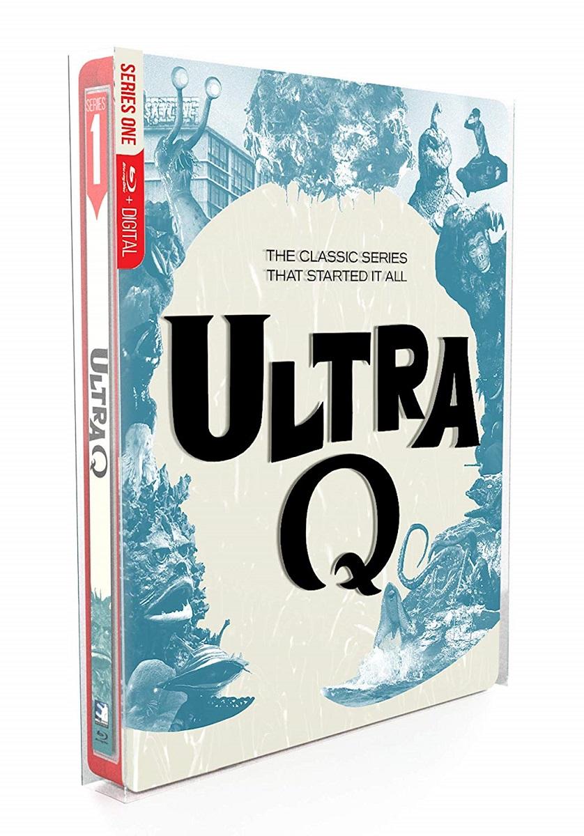Ultra Q Steelbook Blu-ray