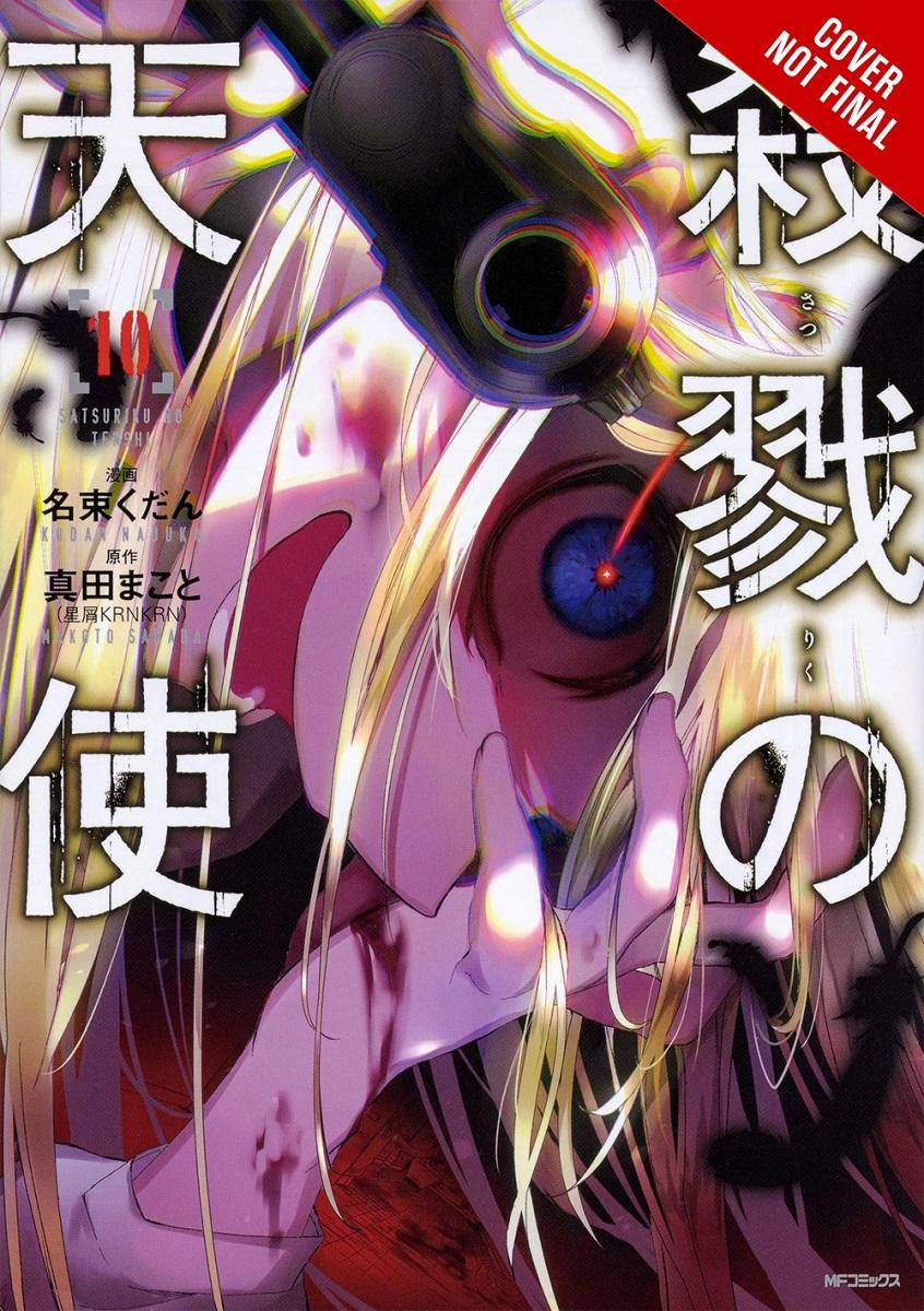 Angels of Death Manga Volume 10