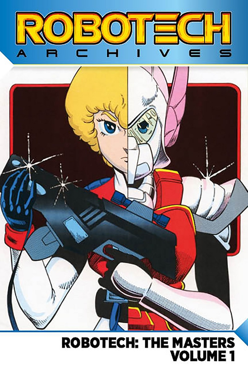 Robotech Archives Masters Manga Volume 1