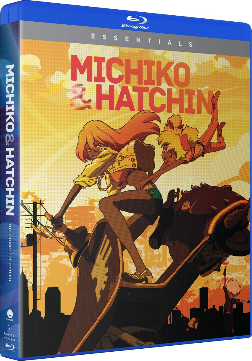 Michiko and Hatchin Complete Series Essentials Blu-ray