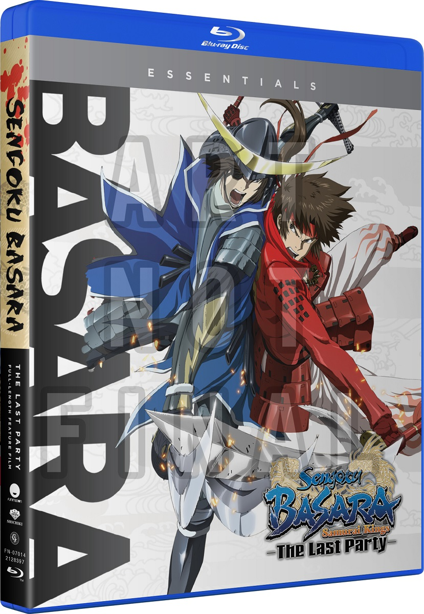 Sengoku Basara The Last Party The Movie Essentials Blu-ray