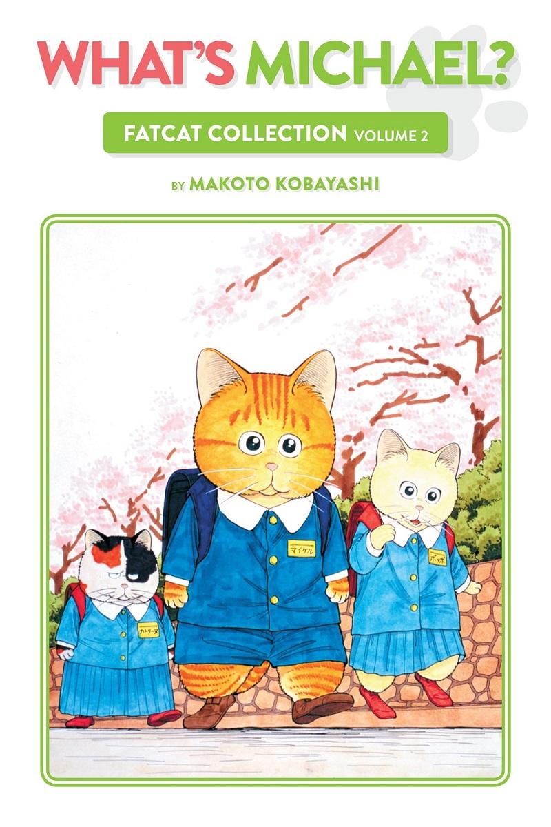 Whats Michael? Fatcat Manga Omnibus Volume 2