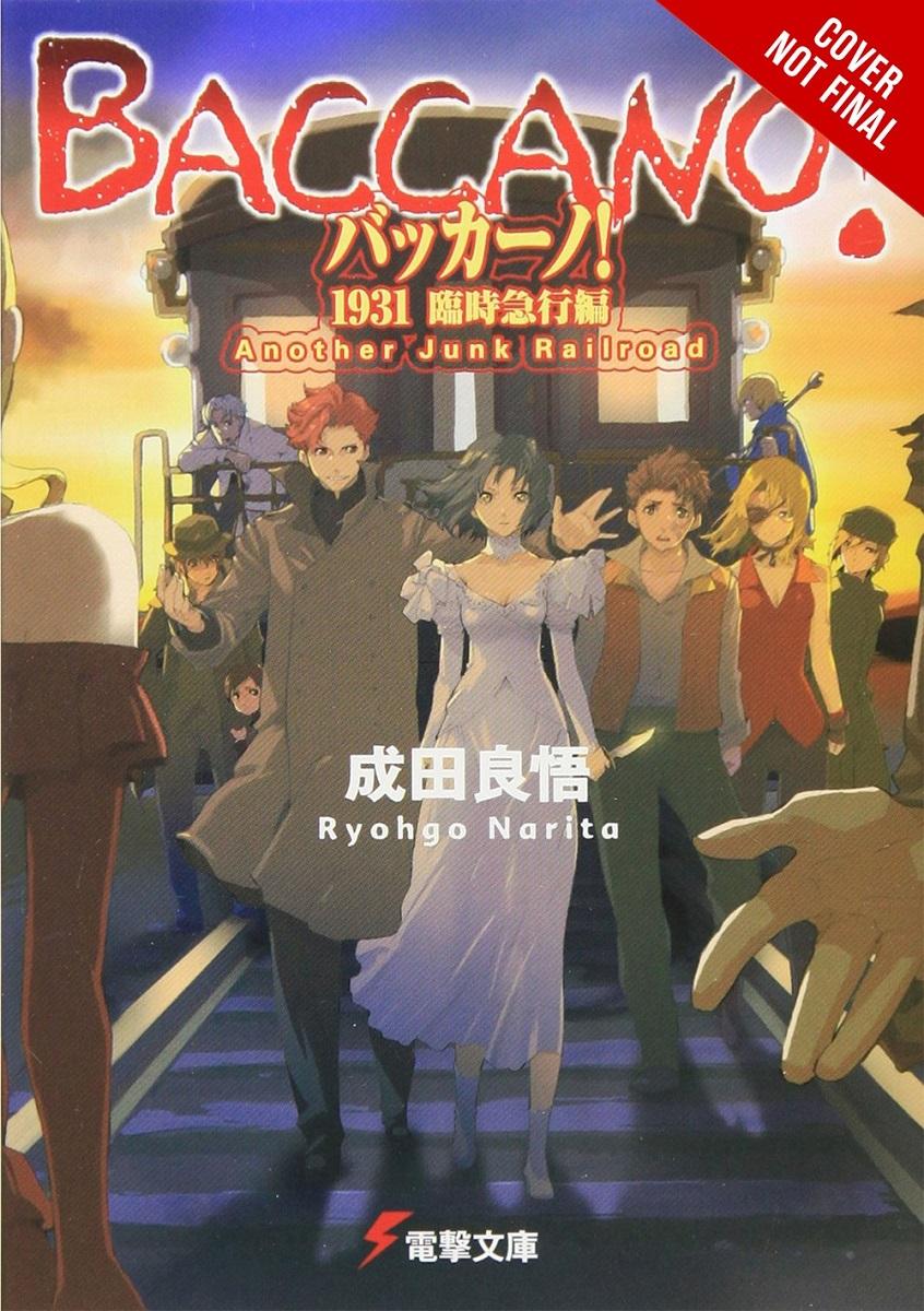 Baccano! Novel Volume 14 (Hardcover)