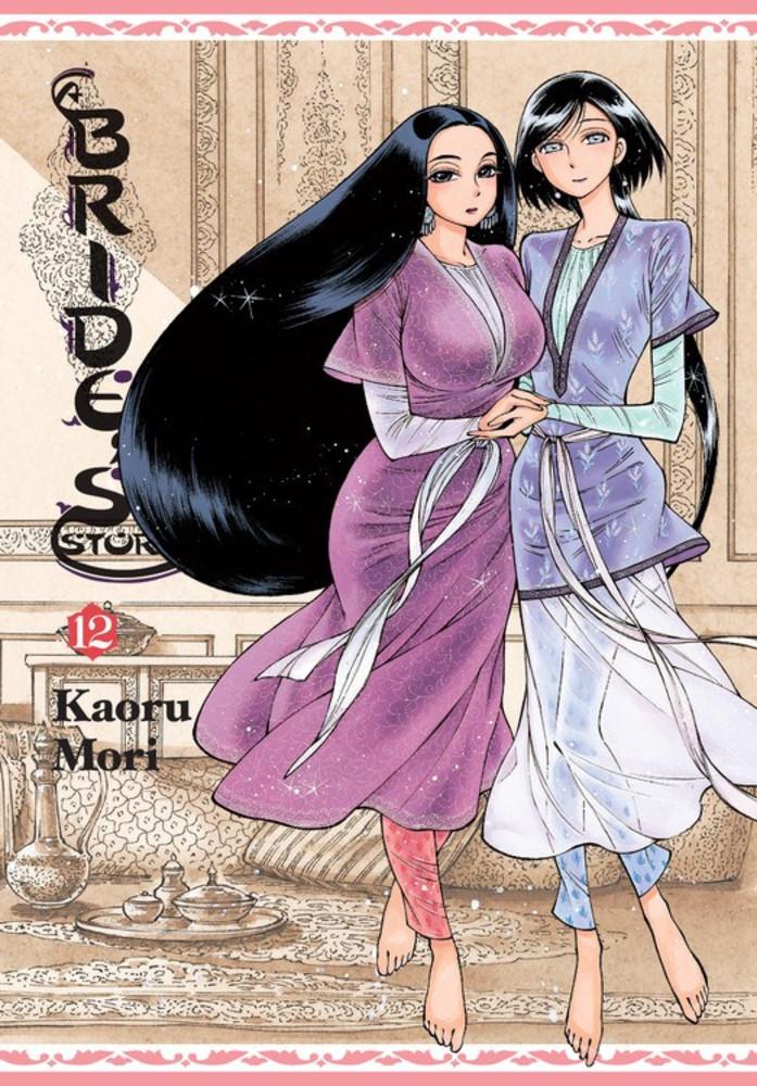 A Brides Story Manga Volume 12 (Hardcover)