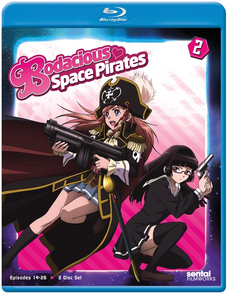Bodacious Space Pirates Collection 2 Blu-ray