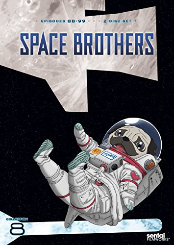 Space Brothers Collection 8 DVD