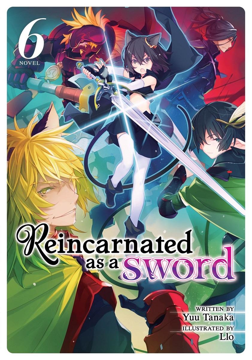 Reincarnated as a Sword Novel Volume 6