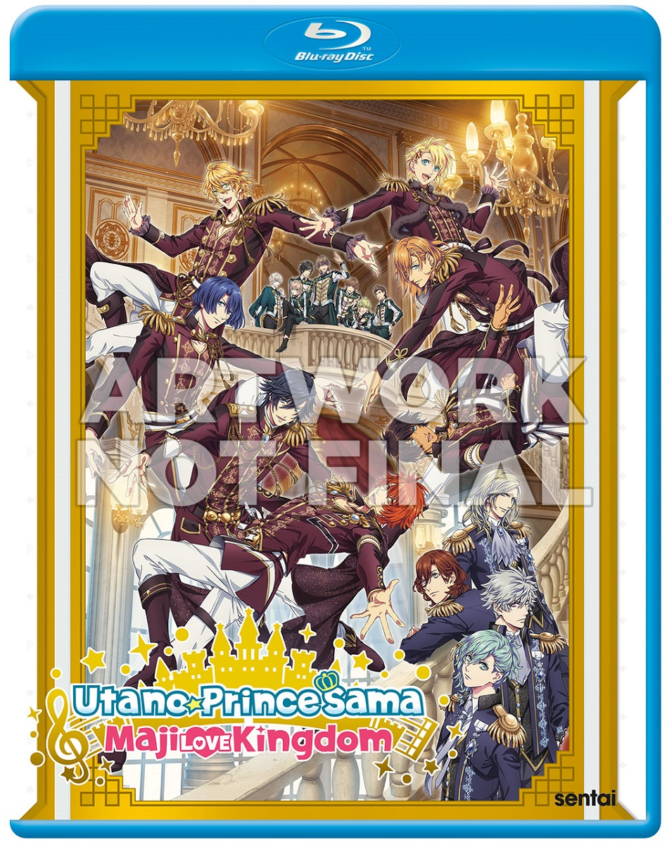 Uta no Prince-Sama Maji LOVE Kingdom Blu-ray