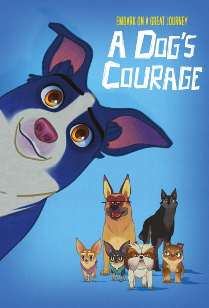 A Dogs Courage Blu-ray