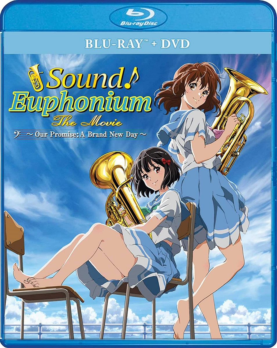 Sound! Euphonium The Movie Our Promise A Brand New Day Blu-ray/DVD