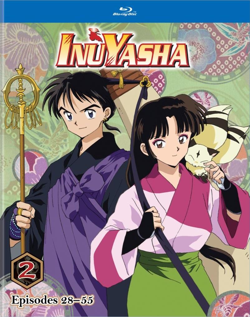 Inu Yasha Set 2 Blu-ray