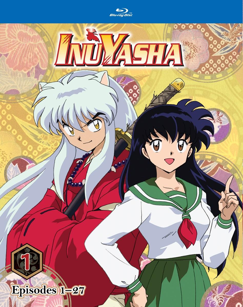 Inu Yasha Set 1 Blu-ray