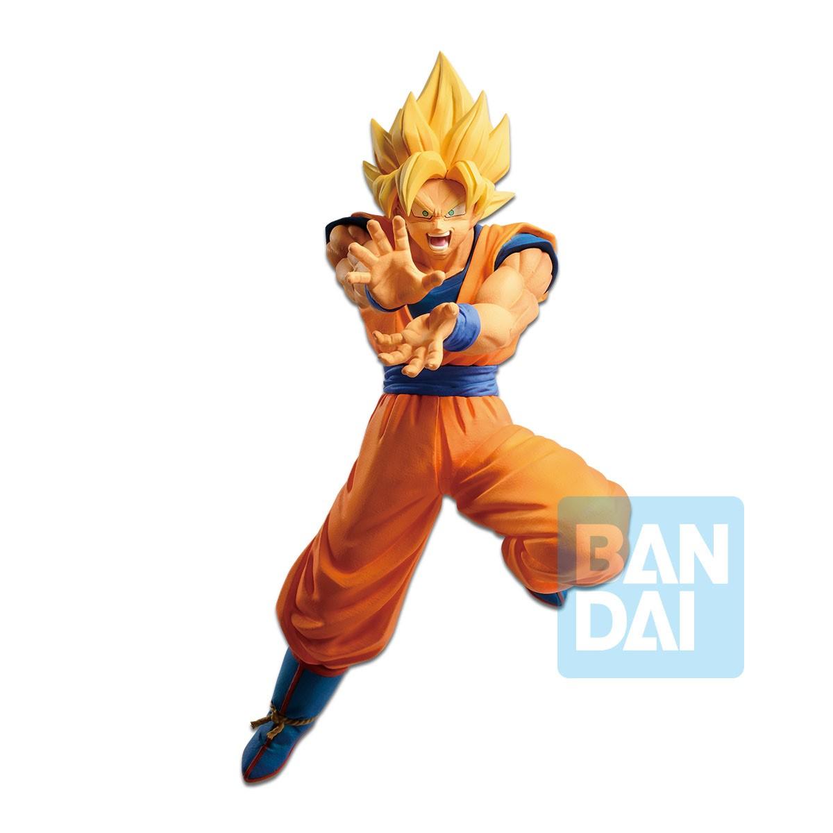 Super Saiyan Goku Android Battle Ver Dragon Ball Z Prize Figure