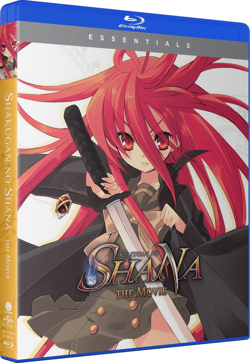 Shakugan no Shana The Movie Essentials Blu-ray