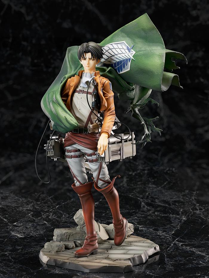 Levi Attack on Titan Figure