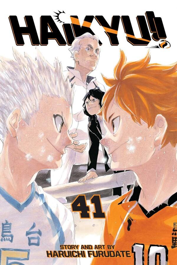 Haikyu!! Manga Volume 41