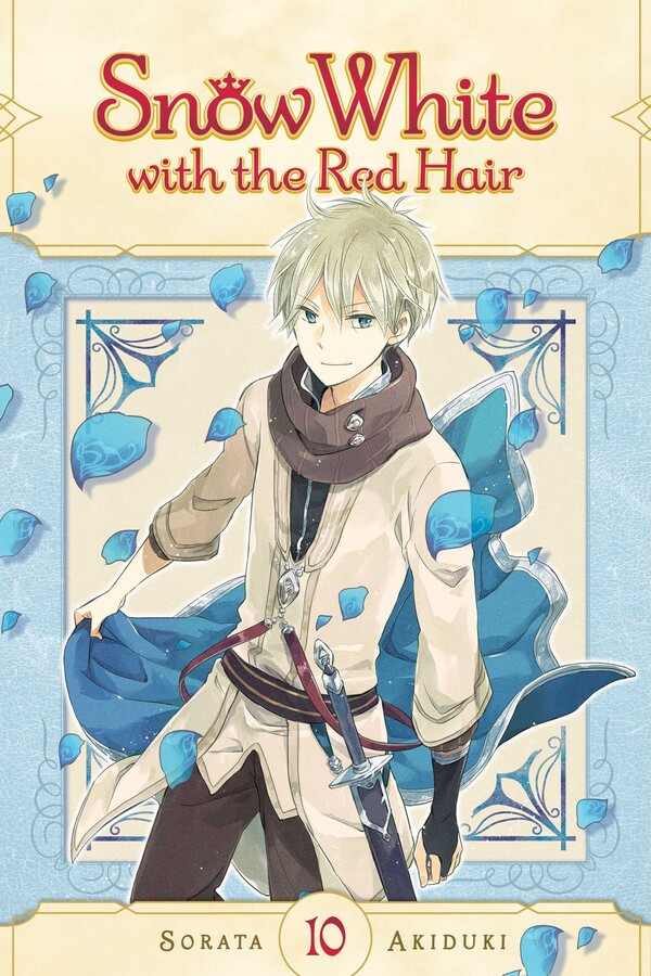 Snow White with the Red Hair Manga Volume 10