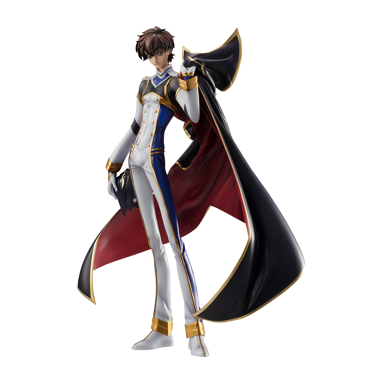 Kururugi Suzaku Pilot Suit Ver Code Geass GEM Series Figure