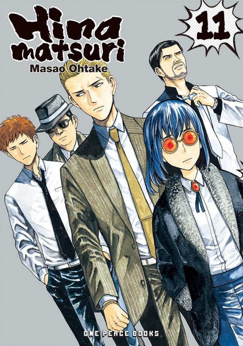 Hinamatsuri Manga Volume 11
