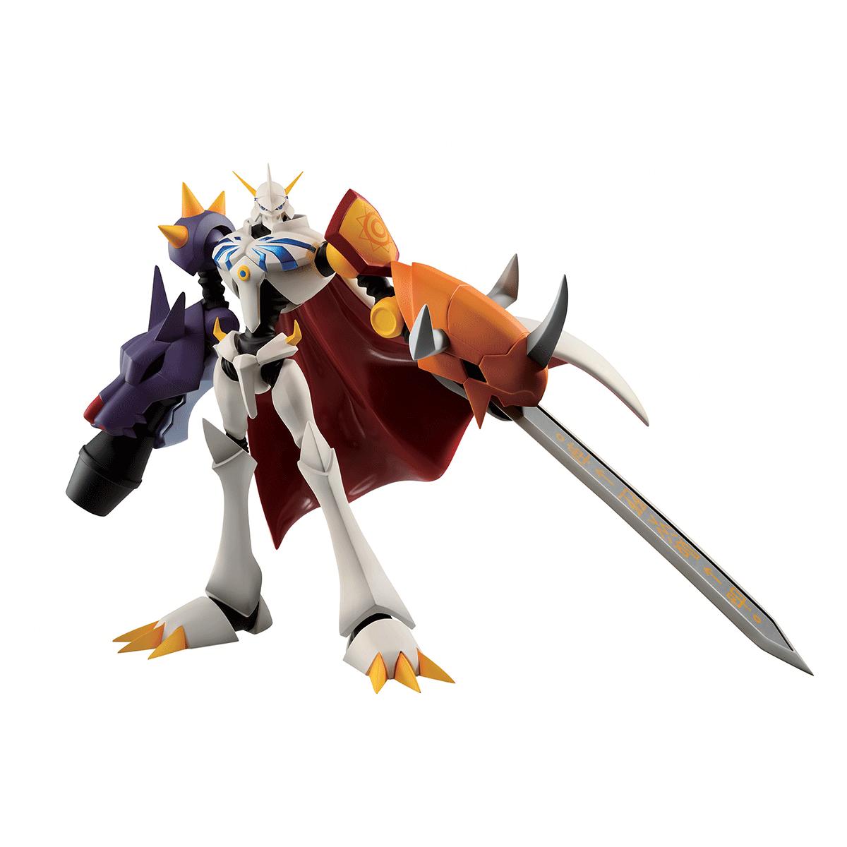 Omnimon Digimon Adventure Ichibansho Figure