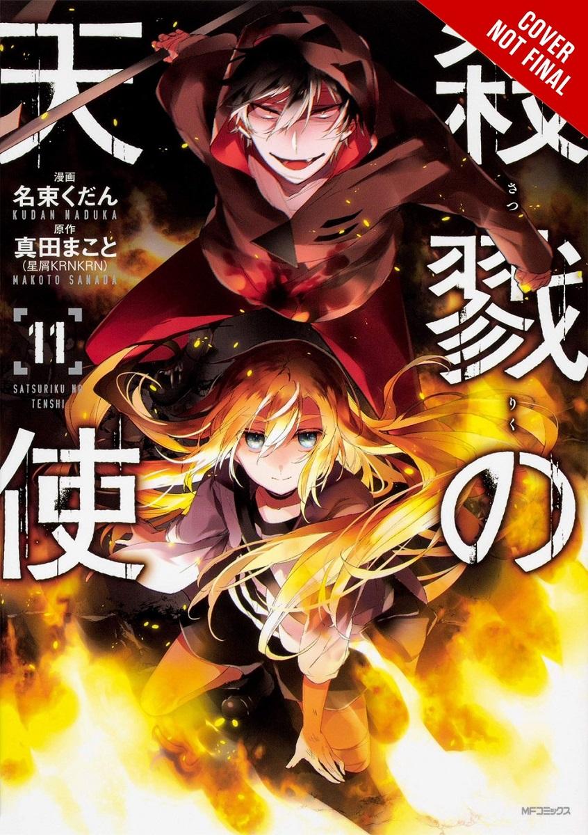 Angels of Death Manga Volume 11