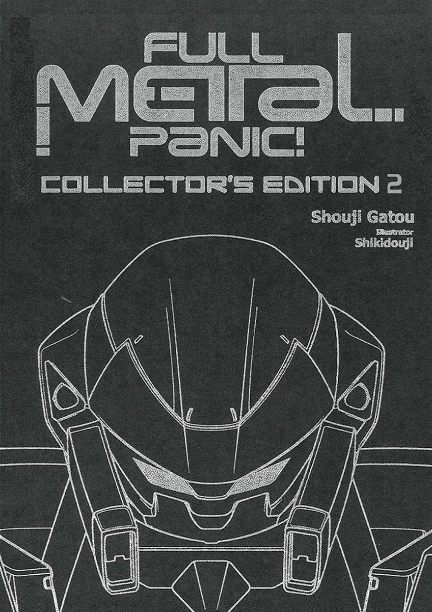 Full Metal Panic! Collectors Edition Novel Omnibus Volume 2 (Hardcover)