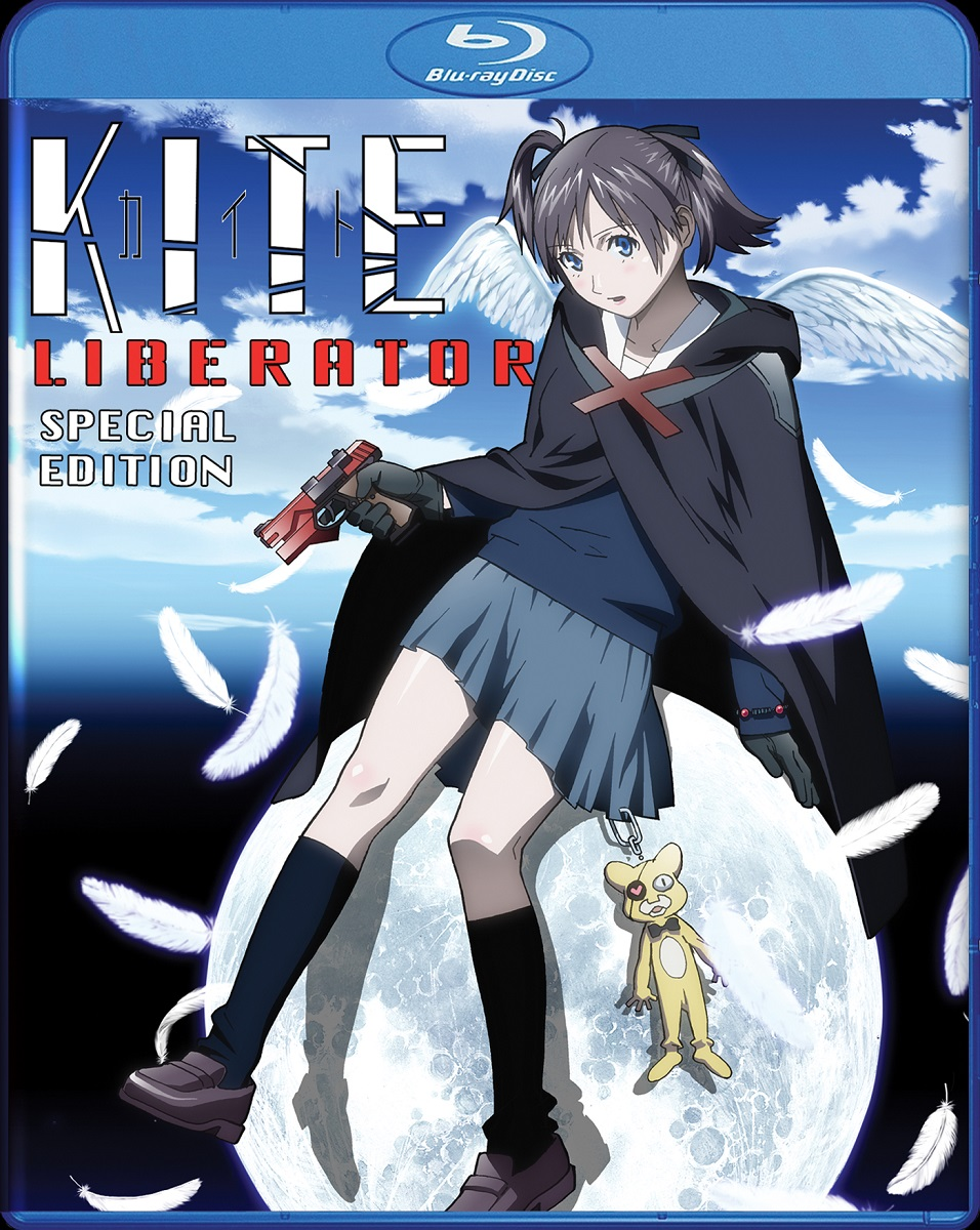 Kite Liberator Special Edition Blu-ray
