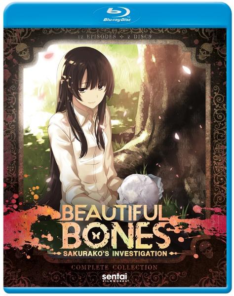 Beautiful Bones Sakurakos Investigation Blu-ray