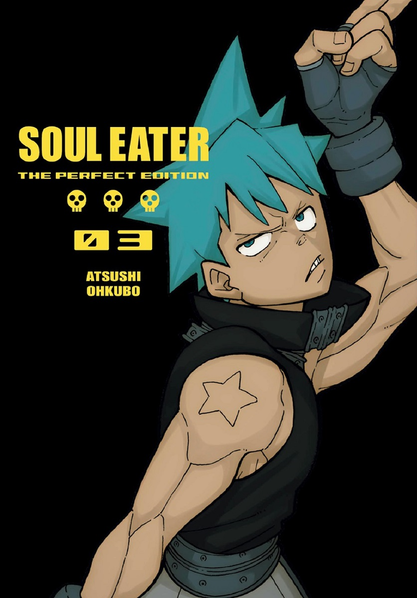 Soul Eater The Perfect Edition Manga Volume 3 (Hardcover)