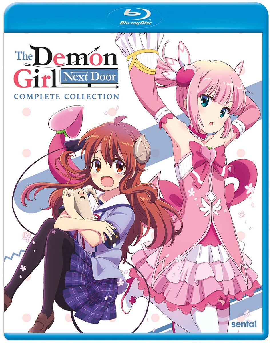 The Demon Girl Next Door Blu-ray