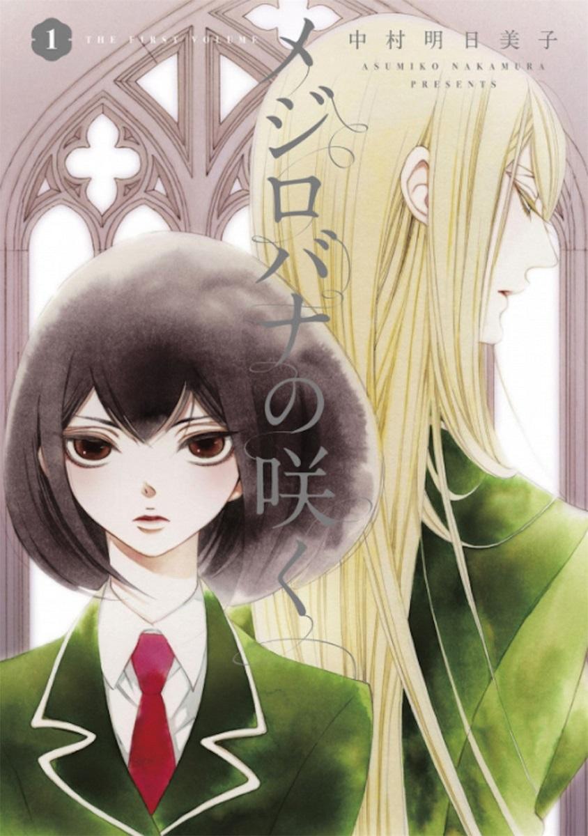 A White Rose in Bloom Manga Volume 1