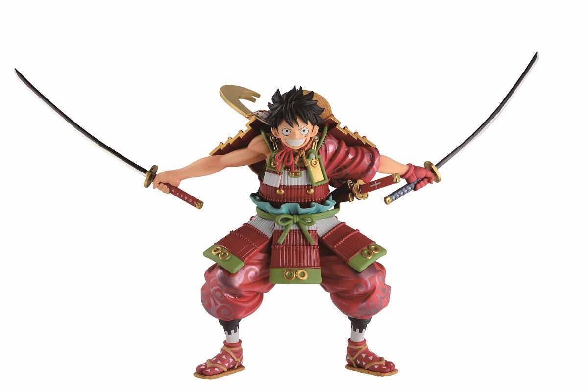 Luffytaro Armored Warrior Ver One Piece Ichiban Figure